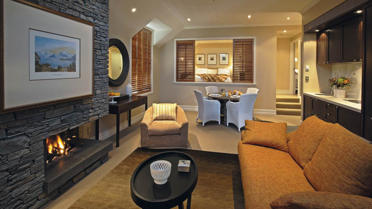 Commercial - Eichardts Private Hotel - Queenstown