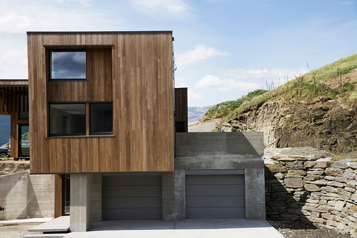 Exterior - Grand Designs NZ 2017 - Modern Day Castle