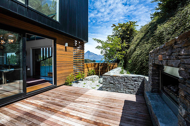 Exterior - Lakehouse Joela - Queenstown