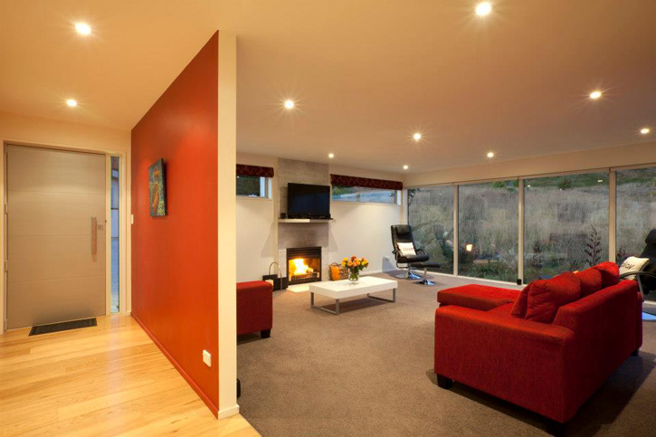 Interior - Highview Retreat - Queenstown